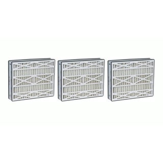 3pk Replacement 16x25x3 MERV-8 HVAC Furnace Filters, Fits Trion Air Bear, Compatible with Part 255649-101