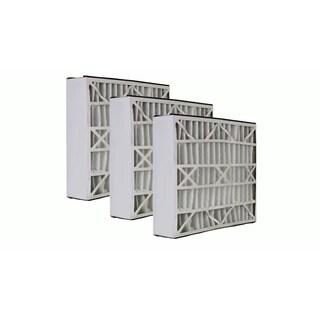 3 Trion Air Bear Filters 255649-102 Pleated Furnace Air Filter 20x25x5 MERV 8