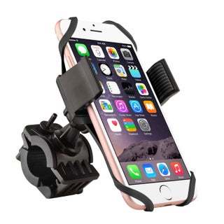 INSTEN Universal Ram Mounts Motorcycle Bicycle Smartphone Holder with Secure Grip (2 options available)