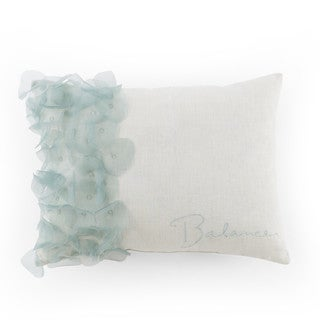 Kathy Davis Tranquility Balance Breakfast Decorative Pillow