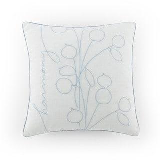 Kathy Davis Tranquility Harmony Decorative Pillow