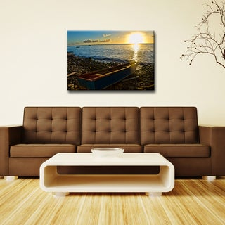 Chris Doherty 'Sunset I' ArtPlexi by Ready2HangArt