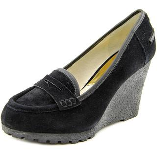 Michael Michael Kors Women's 'Rory Loafer' Regular Suede Dress Shoes