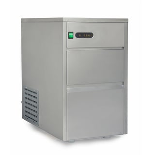 SPT 66-pound Capacity Automatic Stainless Steel Ice Maker