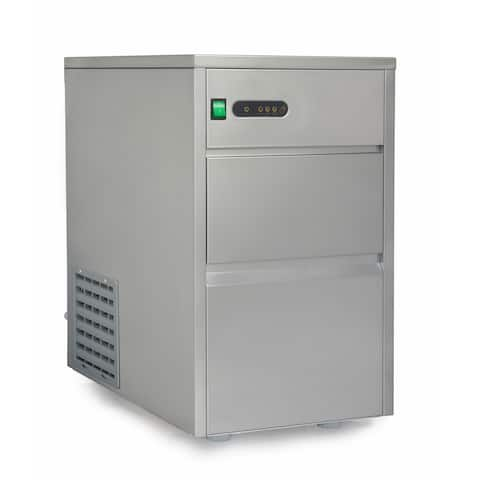 SPT 110 lbs Automatic Stainless Steel Ice Maker