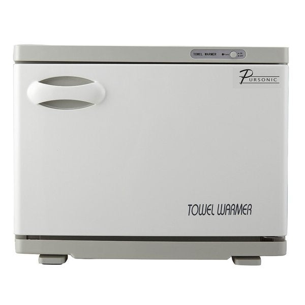 Pursonic Tw200 White Deluxe Towel Warmer With Uv