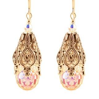 Handmade Karenina Crystal Earrings (USA)