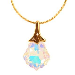 Kindra Austrian Crystal Necklace