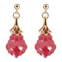Kindra Austrian Crystal Earrings