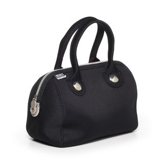 BUILT Uptown Lunch Tote Metallic Black