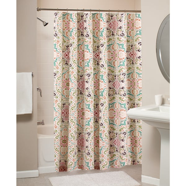 Greenland Home Fashions  Morocco Gem Shower Curtain