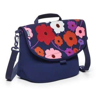 BUILT Messenger Lunch Bag - Lushflower