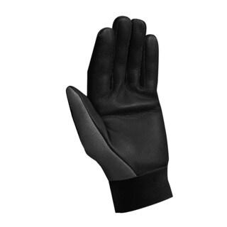 Wells Lamont HydraHyde Mens Grain Cowhide w/Spandex Glove