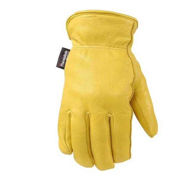 Wells Lamont ComfortHyde Men's Full Grain Leather Glove