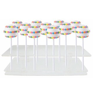 Cake Pops Acrylic 11-Pop Display Stand