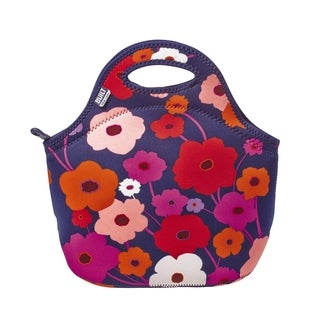 BUILT Gourmet To Go Lunch Tote Lush Flower
