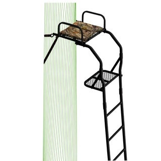 Sniper Treestands The Avenger Pro 16ft Ladderstand