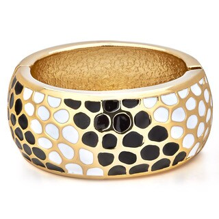 Divina Fitbit Yellow Zinc Alloy Activity Tracker Bracelet