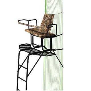 Sniper Treestands Striker 17ft Ladderstand-Rounded Platform