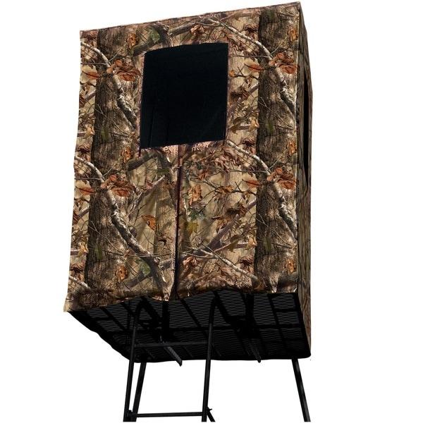 Sniper Treestands Command Center Full Enclosure Blind