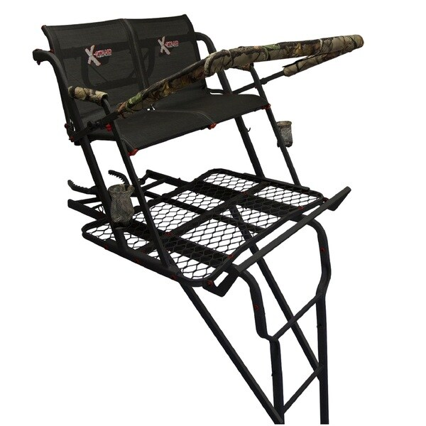 X-Stand Talon 22ft Two Man Ladderstand