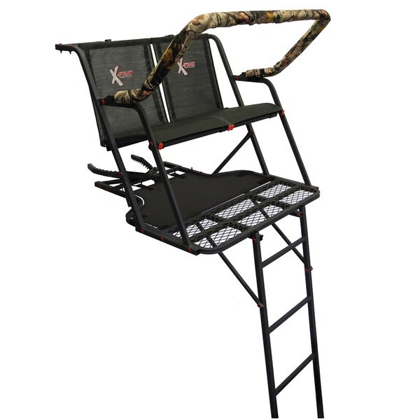 X-Stand Outback 16ft Two Man Ladderstand