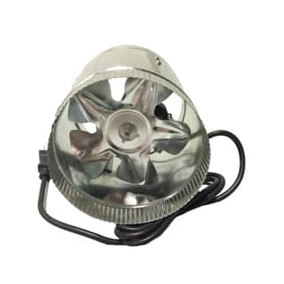 6IN Silver Duct Fan Compare to Part # DF6|https://ak1.ostkcdn.com/images/products/11404301/P18369656.jpg?impolicy=medium
