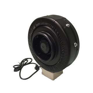 6IN Black Duct Fan Compare to Part # IF6|https://ak1.ostkcdn.com/images/products/11404303/P18369658.jpg?impolicy=medium