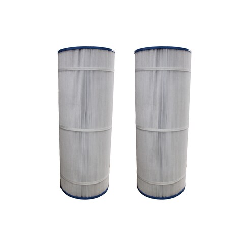 2pk Replacement Pool Filters, Fits Unicel C-8412, CX1200RE, Pro Clean 125 & Clearwater II 125