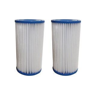 2 Pool Filters Replace Unicel C-4607 Pleatco PC7-120 and Filbur FC-3710