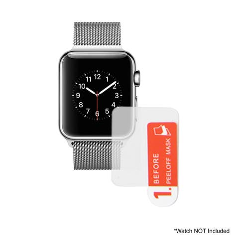 Tempered Glass Screen Protector for Apple Watch 42mm - N/A - N/A