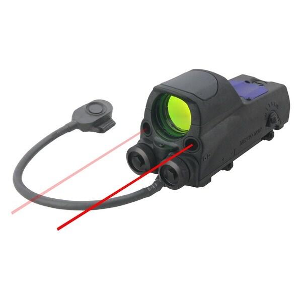 Mepro Tri-Powered Reflex Sight Laser/IR Pointers-D Reticle