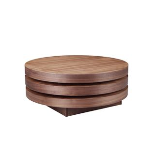 Aurelle Home Terry Coffee Table