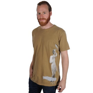 David Bowie Men's 'Figure' T-Shirt