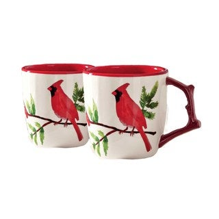 TAG Cardinal Mug - Set of 2