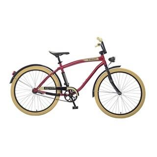 Body Glove Breakwater Cruiser Bike, 26 inch wheels, oversized frame, Men's Bike, Maroon|https://ak1.ostkcdn.com/images/products/11404611/P18369949.jpg?_ostk_perf_=percv&impolicy=medium