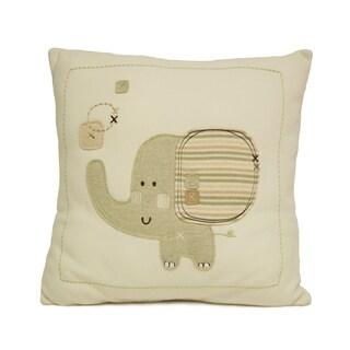 Natures Purest Sleepy Safari Decorative Pillow
