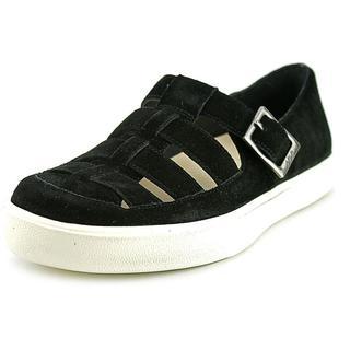 Naya Women's 'Juniper' Regular Suede Sandals