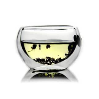 Teaology Luna Double Wall Borosilicate Tea/ Espresso Cup - 1.5x2.75