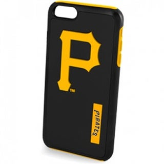 Forever Collectibles Pittsburgh Pirates Impact Dual Hybrid iPhone 6/ 6s Case