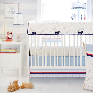 My Baby Sam First Mate Crib Rail Cover
