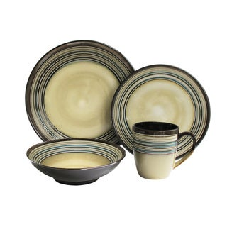 Savannah 16 PC Dinnerware Set