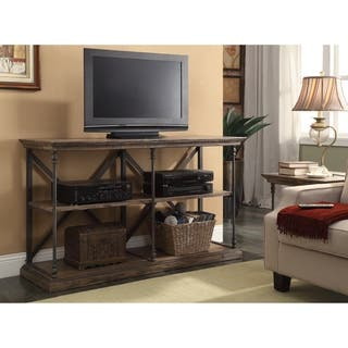 Somette Rustic Iron and Wood Media Console|https://ak1.ostkcdn.com/images/products/11404858/P18370149.jpg?impolicy=medium