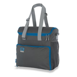 Mountainsmith Deluxe Cooler Cube-Ice Grey
