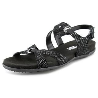 Vaneli Sport Women's 'Nira' Leather Sandals