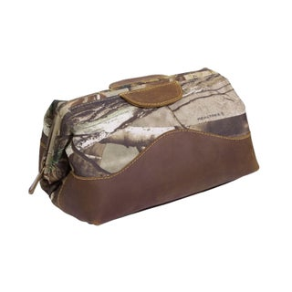 Canyon Outback Realtree Collection Water Resistant Toiletry Bag
