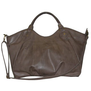 Buxton Kimberly Brown 15.6-inch Laptop Tote Bag