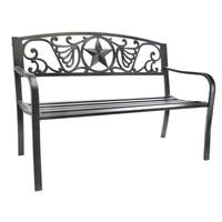 Jordan Manufacturing Lonestar Outdoor Bench