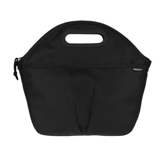 PACKiT Traveler Black Lunch Bag