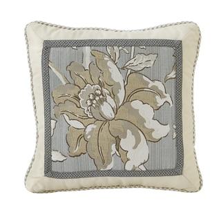 Croscill Alexandria 18-inch Square Pillow